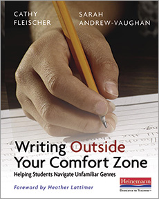 Writing Outside Your Comfort Zone cover