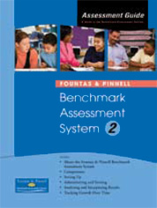 Benchmark Assessment System 2 Assessment Guide A Guide to the Benchmark Assessment System 2
