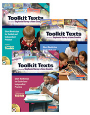 Complete Toolkit Texts Bundle