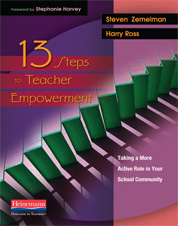 Learn more about13 Steps to Teacher Empowerment