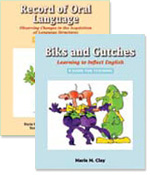 Record of Oral Language and Biks and Gutches Package