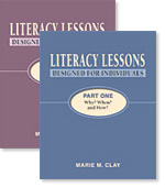 Literacy Lessons Package