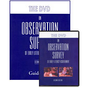 An Observation Survey of Early Literacy Achievement (DVD)