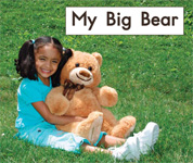 My Big Bear (Kindergarten Getting Started LAp Books)