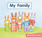 My Family (Kindergarten Getting Started Lap Books)