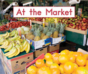 At the Market (Kindergarten Getting Started Lap Books)