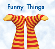 Funny Things (Kindergarten Getting Started Lap Books)