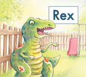 Rex (Kindergarten Getting Started Lap Books)