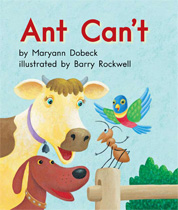 Ant Can't (Grade 1 Getting Started Lap Books)