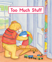 Too Much Stuff (Grade 1 Getting Started Lap Books)