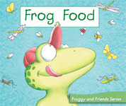 Frog Food (Grade 1 Gtetting Started Lap Books)