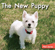 The New Puppy (Grade 1 Getting Started Lap Books)