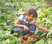 Where Things Grow (Grade 1 Getting Started Lap Books)