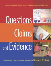 Questions, Claims, and Evidence cover