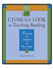 A Close-Up Look at Teaching Reading DVD