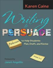 Writing to Persuade cover
