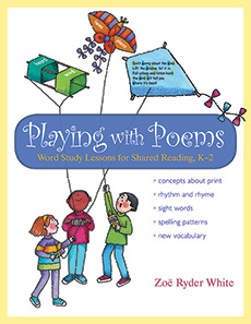 Playing with Poems cover