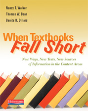 When Textbooks Fall Short cover