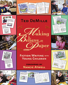 Making Believe on Paper cover