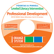 LLI Orange Professional Development DVD