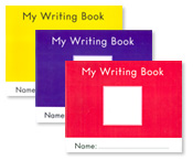 LLI My Writing Book Package (18-pack)