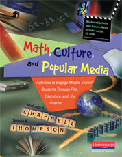 Math, Culture, and Popular Media cover