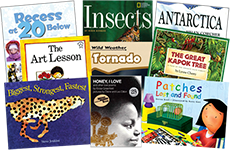 Link to Primary Comprehension Toolkit Trade Book Pack