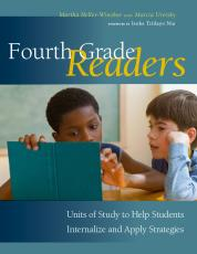Fourth Grade Readers cover