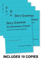 Learn more aboutStory Grammar for Elementary School 10 pack