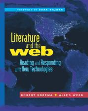Literature and the Web cover