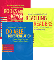 Books and Beyond, Reaching Readers, and Do-able Differentiation Bundle