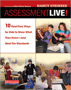 Assessment Live! cover