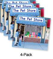 The Pet Store (Orange System)