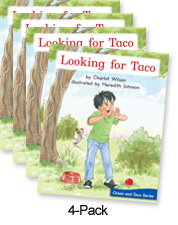 Looking for Taco (Green System)