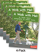 A Walk with Meli (Green System)