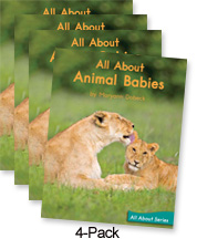 All About Animal Babies (Green System)