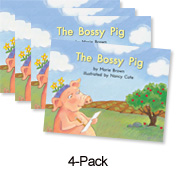 The Bossy Pig (Green System)