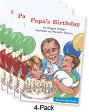 Papa's Birthday (Green System)