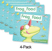 Frog Food (Green System)