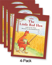 The Little Red Hen (Blue System)