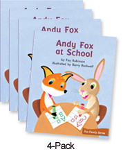 Andy Fox at School (Blue System)