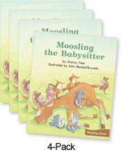 Moosling the Babysitter (Blue System)