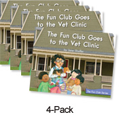 Fun Club Goes to the Vet Clinic (Blue Systems)