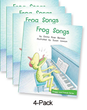 Frog Songs (Blue System)