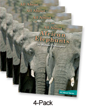 All About African Elephants (Blue System)