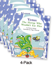 Venus: The Flytrap Who Wouldn't Eat Flies (Blue System)