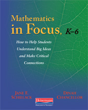 Mathematics in Focus, K-6 cover