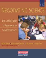 Negotiating Science cover