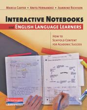Interactive Notebooks and English Language Learners cover