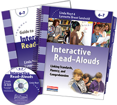 Interactive Read-Alouds, Grades 6-7
